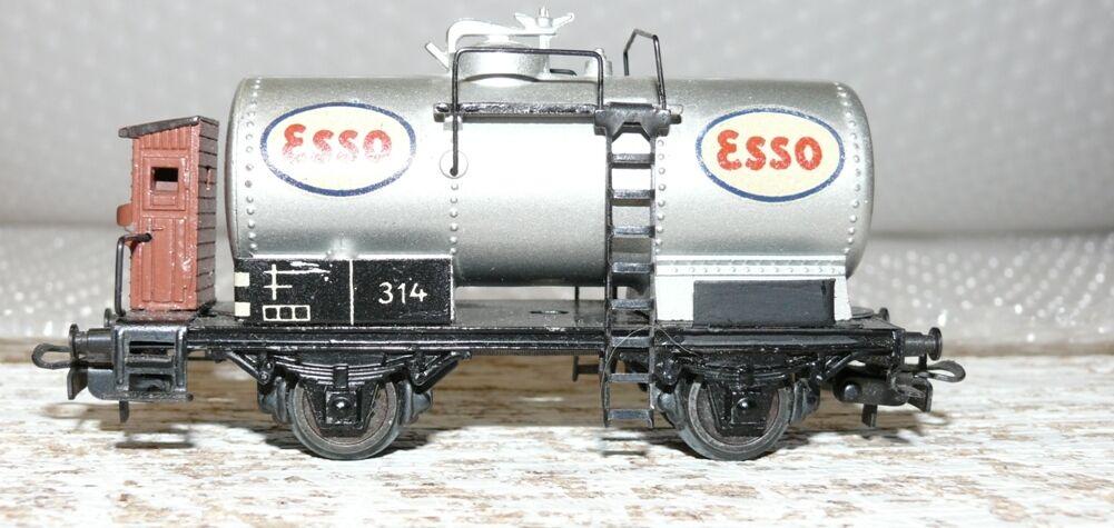 B21   314 e Caldaia Carrello esso argento