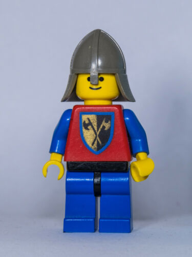 cas108 LEGO®-Minifigur Castle Kingdoms Crusader Set 6040 6061 6062  6080 6102