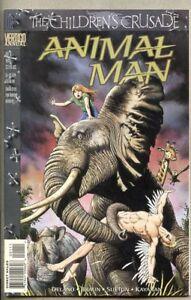 Animal-Man-Annual-1-1993-nm-Brian-Bolland-Children-039-s-Crusade