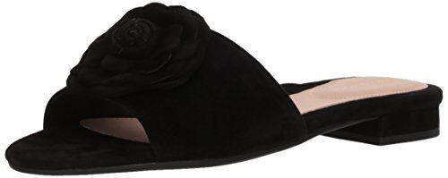 Taryn Rose Donna Violet Silky Suede Slide SandalSelect SZ/Color.