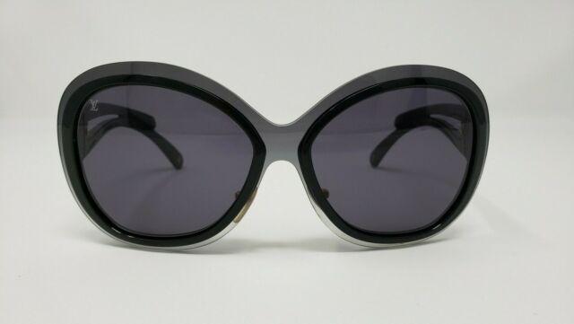 Excellent Authentic LOUIS VUITTON Flore Carre Sunglasses ...