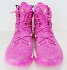 be6d3a8b297 ADIDAS SM Crazy Explosive BCA Men s Basketball Shoe Boost Pink SZ 13.5 NEW