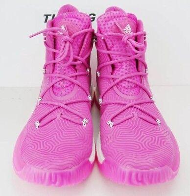 ADIDAS SM Crazy Explosive BCA Men's Basketball Shoe Boost Pink SZ 14 NEW | eBay