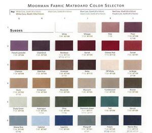 Crescent Moorman Suede Matboards 32 Quot X 40 Quot 40 Piece Lot