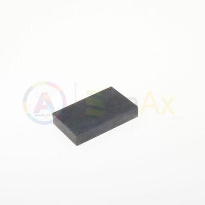 Pietra di paragone sintetica bianca 50x40x6 mm test saggio metalli preziosi