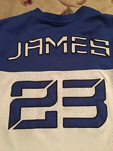 82768c3355cc Image is loading NIKE-AIR-KING-LEBRON-JAMES-23-JERSEY-SZ-