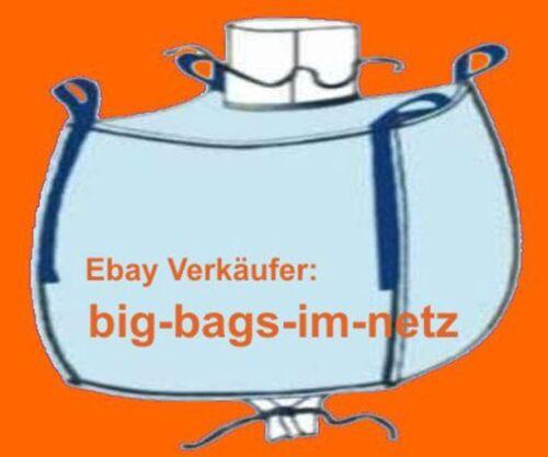75 x 96 cm arriba abiertamente obags bigbag fibc 1000kg #18 10 unidades Big Bag 95 cm de altura