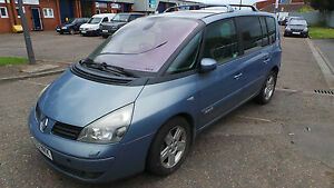 Renault Espace IV 03-2014 UCH Relay Breaking Spares 2.2 DCI Interior ...