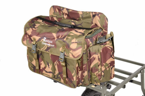 Prestige DPM Camo Barrow Front Bag Barrow Luggage NEW Carp Porter