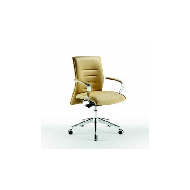 Poltrona Ufficio Schienale Basso Mod Diva Bassa Office Armchair Chairs Ebay