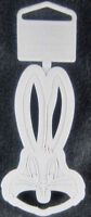 Bugs Bunny 4 Inch Plastic Cookie Cutter From Wilton -
