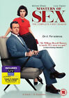 Masters of Sex Season 1 DVD 2014 Drama Region 2