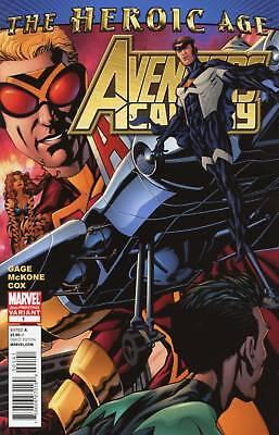New Avengers Reunion #1 Comic Book 2nd Print Variant
