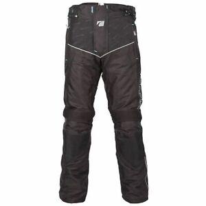 Spada Modena Moto Imperméable Touring Pantalon Textile - Noir