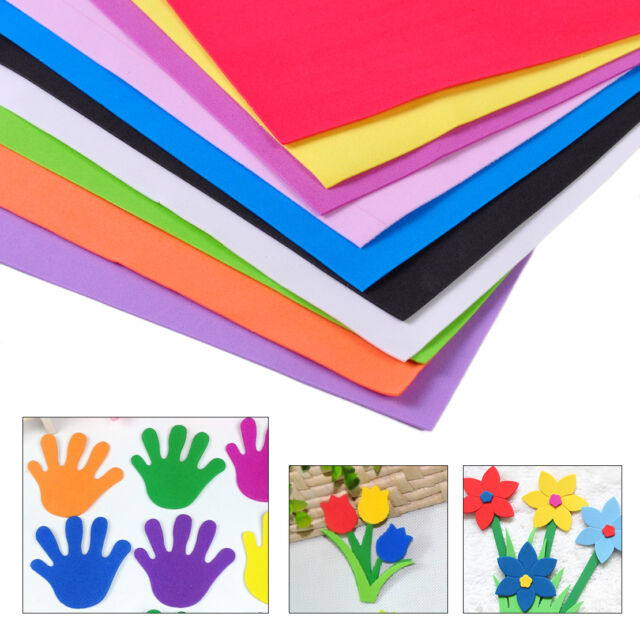 foam paper art