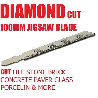 Cut Trim Tile Brick Paver Concrete