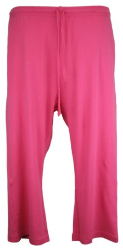 Perfect Clothing Vest Top and 3//4 Trouser Pyjama Loungewear Set Pink