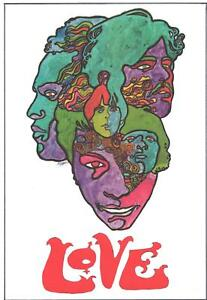 LOVE-POSTER-FOREVER-CHANGES-Arthur-Lee-Folk-rock-psychedelia
