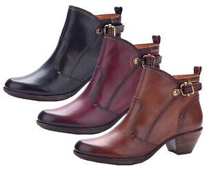 Pikolinos-902-8605C1-Rotterdam-Damen-Schuhe-Ankle-Boots-Stiefeletten