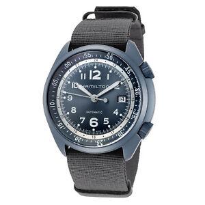 Hamilton-Khaki-Aviation-Pilot-Pioneer-Auto-Men-039-s-Automatic-Watch-H80495845