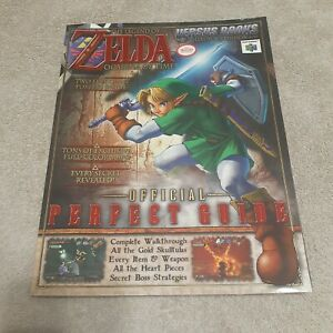 The-Legend-Of-Zelda-Ocarina-Of-Time-Official-Perfect-Guide-With-Both-Posters