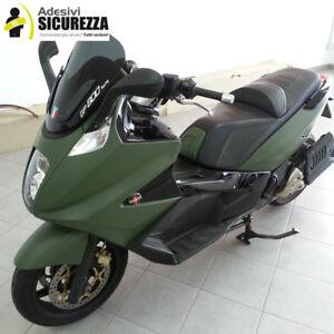 Pellicola adesiva verde militare army per car wrapping e tuning auto/moto 152cm