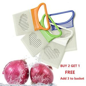 Onion-Potato-Holder-Slicer-Cutter-Chopper-Vegetable-Meat-Fish-Steel-Tool-Aid-UK
