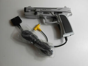 Shock Rattle Lightgun / Pistole für Playstation 1 / PS1