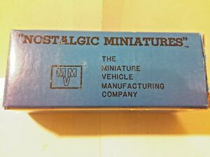 Details about Nostalgic Miniatures 1930 Ford Model A Railway Express Agency  #2048