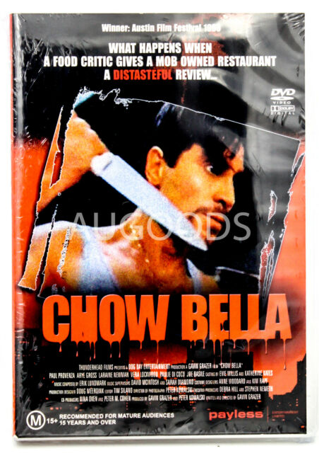 Chow Bella -Rare DVD Aus Stock Comedy New