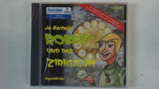 Robert und das Zirkulum Jugendkrimi OVP CD3
