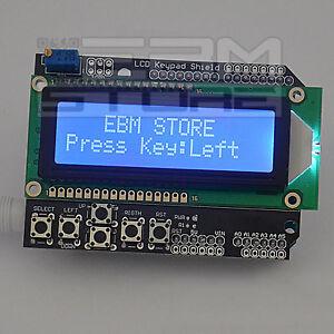 Display-Shield-LCD-16x2-per-ARDUINO-tastiera-ART-CR01