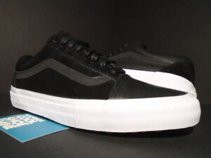 72df9b57ba VANS OLD SKOOL ZIP LX OFF THE HOOK OTW RAISED BY WOLVES RBW BLACK ...