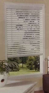 NEW-CANNON-2-in-WHITE-Faux-Wood-Blind-39-in-W-x-64-in-L-5