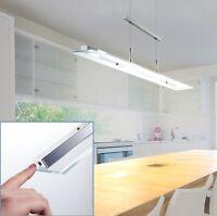 Led Kitchen Ceiling Lights Modern 4 Over Table Lighting Dimmer Warm White Light