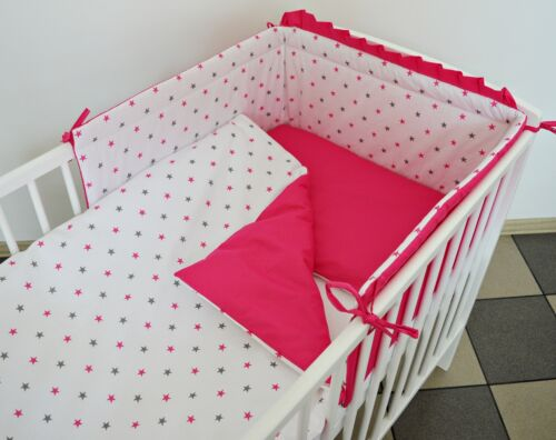 5,9 BEDDING SET FOR COT /& COT BED 3 PCS,4 COT TIDY CANOPY -100/%COTTON DUVET