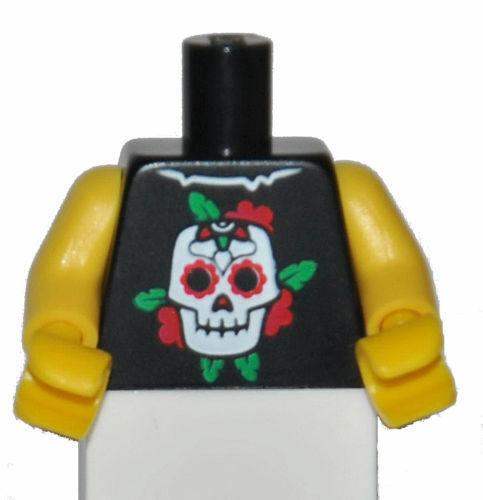 LEGO ® torse torse pour personnage 88585 upper part 4618117 NEUF