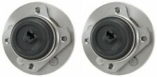 Hub Bearing Assembly for 2007 Lincoln Town Car Fit ALL TYPES Wheel-Front Pair
