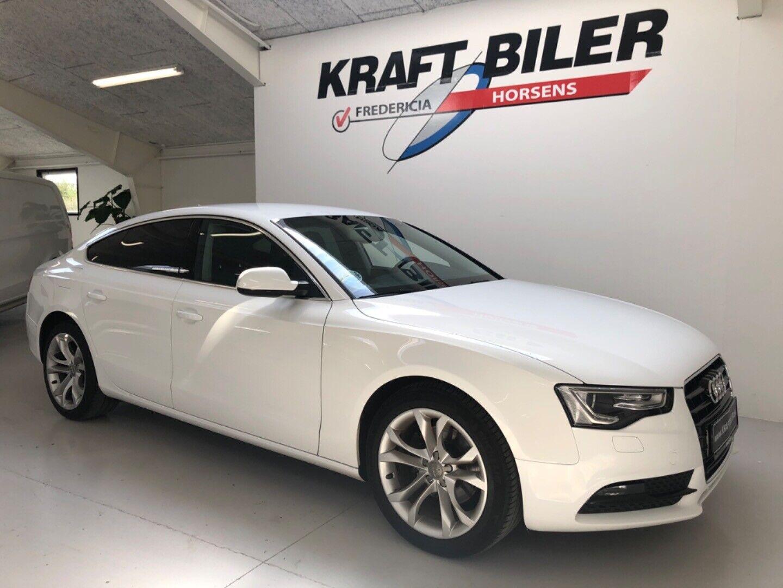 Audi A5 1,8 TFSi 170 SB 5d