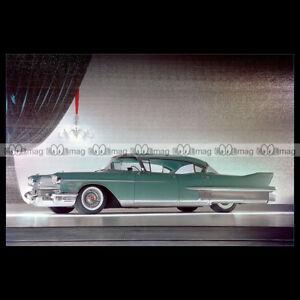 #pha.014086 Photo CADILLAC FLEETWOOD SIXTY SPECIAL 1958 Car Auto fBYJT1EZ-09091111-424895750