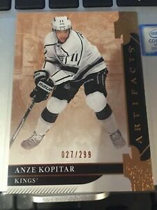 2019-20-UPPER-DECK-ARTIFACTS-COPPER-ANZE-KOPITAR-27-299