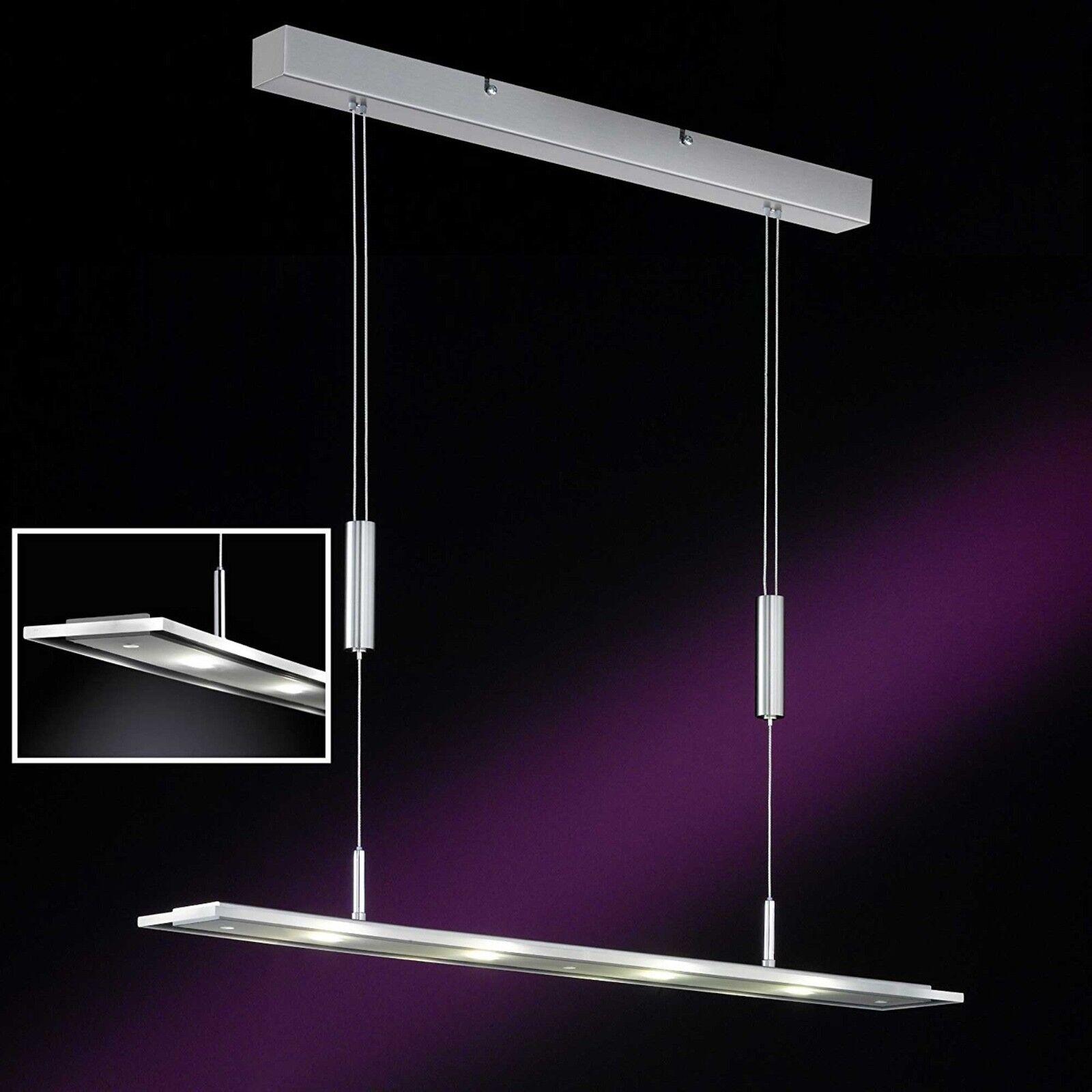 SALE   Honsel LED Pendelleuchte Lapis Nickel Lampe 16 Watt Esszimmer Küche