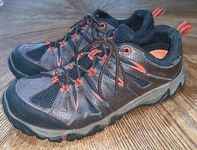 mizuno mens running shoes size 9 youth gold toe nails xl