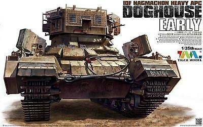 Tiger Model 1 35 IDF Nagmachon Doghouse Heavy APC Early