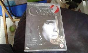 Conan The Barbarian (DVD, 2003) REG 2 SPECIAL EDITION BRAND NEW