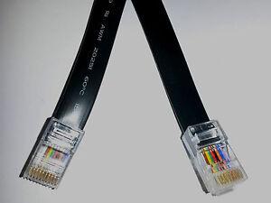 RJ45//48//50 10PIN 10C10P Vicon MX Kabel 1M 2M 3M 4M 5M 10M