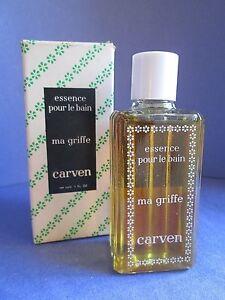 Ma Griffe By Carven Perfumed Bath Oil In Box Perfume