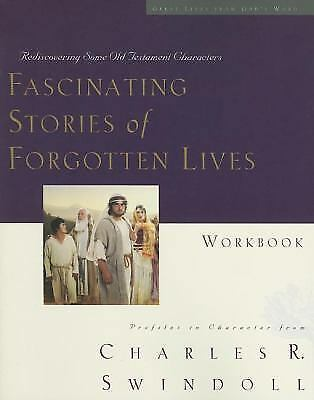 Fascinating Stories of Forgotten Lives [Great Lives Workbook]
