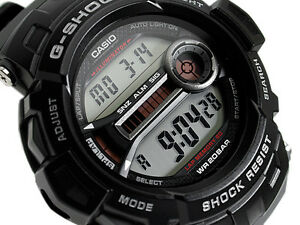 Image is loading CASIO-G-SHOCK-GD-200-1-Digital-Watch 79fdc4360341