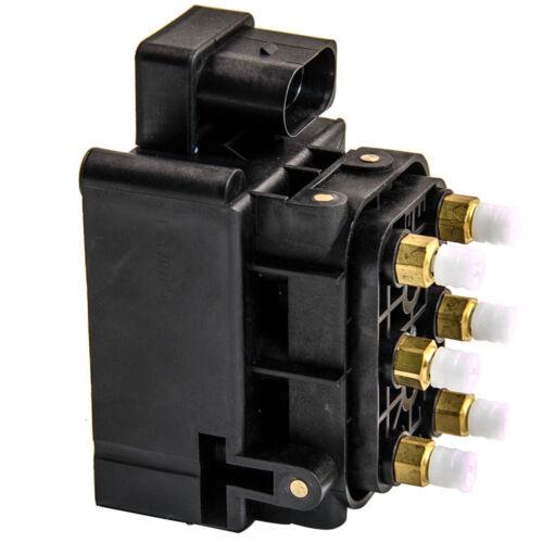 Air Suspension Solenoid Valve Block pourAudi A6 A6 Quattro 2.0 TDI 4F0616013